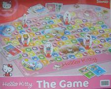 Hello Kitty The Game Spiele Gesellschaftsspiele Spielzeug Brettspiele Kinderspie