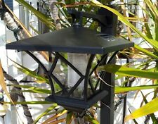 Solar Light Hanging Outdoor Garden Yard Path Lighting Décor Plastic New 2-Pack