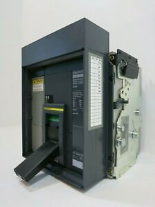 Square D PL-800 525698P1 PowerPact 800 Amp Molded Case Switch 800 Amp Breaker