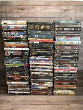 Dvds Movies Pick and Choose From + Action - Drama - Comedy - Combined Ship