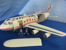 4310 avión jet pilot figuras a 4311 3186 aeropuerto Playmobil 1960