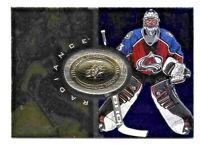 1998-99 Patrick Roy SPX Finite Radiance /3475 - Colorado Avalanche