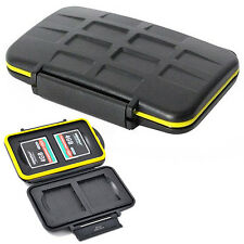 Caisson Boîte Etanche de Protection pour Carte Mémoire Flash Compact CF