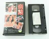 Mr. Canton And Lady Rose VHS Jackie Chan Clamshell Case 1989