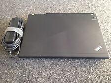 "Lenovo ThinkPad X201 Core i5 2.4 GHz M520 4GB 160GB  Windows 7 Pro 12.1"" Laptop"