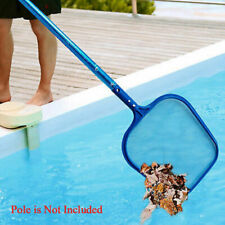 Swimming Pool Leaf Skimmer Net for Pool Hot Tub Cleaning Supplies & Accessories