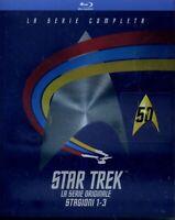 Star Trek: Serie Classica - Stagioni 1-3  - Cofanetto Con 20 Blu Ray - Nuovo