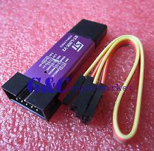 2PCS ST-Link V2 Programming Unit mini STM8 STM32 Emulator Downloader M89