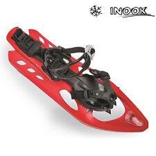 INOOK VXM Schneeschuhe - Schuhgröße EU 34 - 47 - Modell 2018-19 Schneeschuh rot