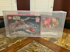 LEGO 2019 4002019 CHRISTMAS X-WING EMPLOYEE EXCLUSIVE SDCC AFA 8.5 VERY RARE!
