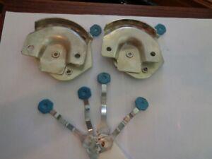 Lawn-Boy /  Toro , BLUE Wheel Adjusters & Adjuster Levers. Blue