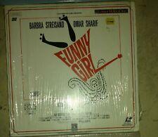 Barbra Streisand Funny Girl Laser Video Disc