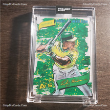 Topps PROJECT 2020 Card 57 - 1980 Rickey Henderson by Blake Jamieson