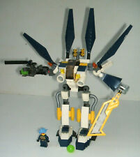 Lego 8103 Exo-Force:Sky Guardian,Hikaru Minifig Complete 5% Discount Multi-buys-