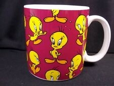 Tweety bird coffee mug Looney Tunes Applause 10 oz