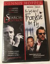 The Last Days of Frankie the Fly/Search & Destroy (DVD, 2010, 2-Disc Set)