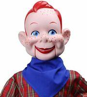 Howdy Doody Dummy, Celebrity Ventriloquist Doll, Star of Howdy Doody TV Show,