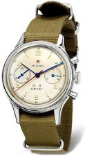 Seagull 1963 Chronograph Column Wheel Watch ST1901 Venus 175 Official Reissue