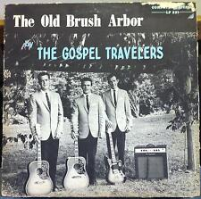 THE GOSPEL TRAVELERS old brush arbor LP VG Private 60s Christian Electric Guitar