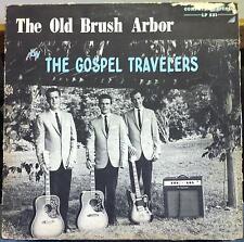 THE GOSPEL TRAVELERS old brush arbor LP VG Private 60s Christian Electric Guitar