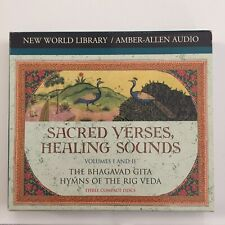 Sacred Verses, Healing Sounds, Volumes I and II: The Bhagavad Gita, Hymns of the