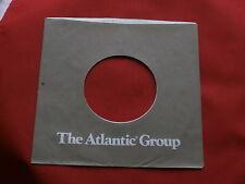 "ATLANTIC~#-1 ~ ORIGINAL COMPANY SLEEVE~VG++ ~ 7"" SINGLE 45 RPM"