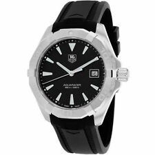TAG Heuer Stainless Steel Case Sport Wristwatches