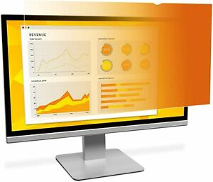 Gold Privacy Filter for Widescreen Monitor - 27 inch - 16:9 GF270W9B - brand new