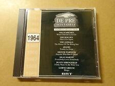 CD / DE PRE HISTORIE 1964