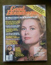 PRINCESS GRACE KELLY May 1983 GOOD HOUSEKEEPING Magazine