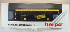 Herpa 1/87 180979 MAN SL 240 Linienbus Giftmüll-Express OVP #5877