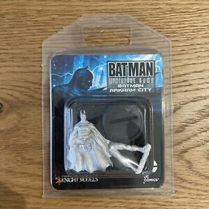 BNIP Knight Models Batman Miniature Game Batman Arkham City Figure Metal Blister