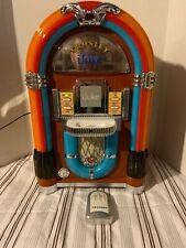 Crosley Original iJUKE Jukebox Apple iPod Music Color Lights CR1701A