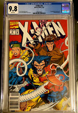 X-Men 4 (1992) CGC 9.8 1st Appearance Omega Red Jim Lee Newsstand