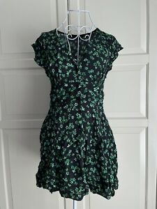Zara Basic Mini Dress Size M