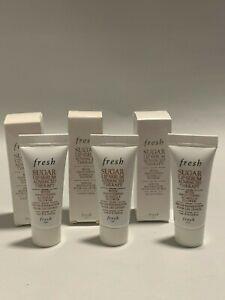 FRESH Sugar Lip Serum Advanced Therapy 5ml/0.16oz each, lot of 3, New in Box