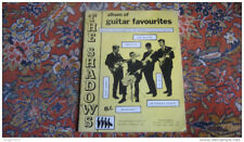 THE SHADOWS guitare partition album guitar 1 song sheet music book Hank Marvin