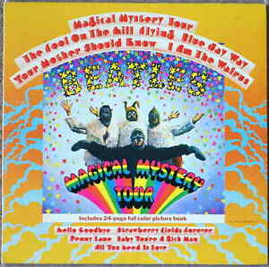 Magical Mystery Tour - The Beatles 1976 Original Booklet