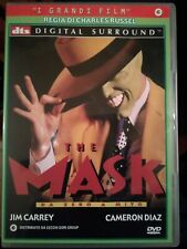 THE MASK - DVD Jim Carrey come nuovo