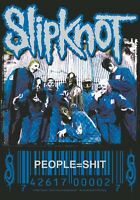 Slipknot People = S T Large Tissu Affiche/Drapeau 1100mm x 750mm (Hr )