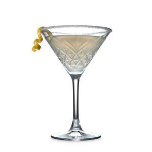 salt&pepper Winston Martini Glasses - Set of 4