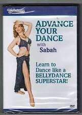 Bellydance Superstars - Advance Your Dance with Sabah