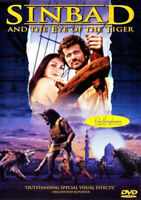 Sinbad and the Eye of the Tiger DVD NEW