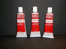 BOSS Snowplow Dielectric Grease Squeeze Tube 1oz.(29 ml) MSC03423  3pk.