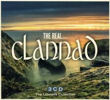 CLANNAD - THE REAL...CLANNAD  3 CD NEU