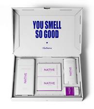Native Deodorant Lavender & Rose Set Alu