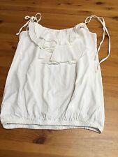 River Island Women's Semi Fitted Sleeveless Waist Length Tops & Shirts
