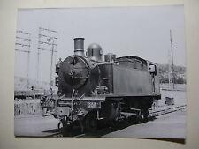 ESP534 - 1963 CGFC CARRILLES Railway - STEAM LOCOMOTIVE No208 PHOTO Spain