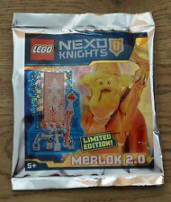 Lego® Nexo Knights™ Limited Edition Minifigur Merlok 2.0 Neu & OVP