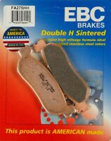EBC - FA275HH - Double-H Sintered Brake Pads - Made In USA